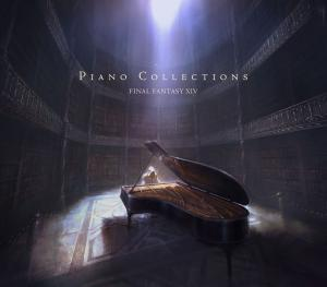 Piano Collections FINAL FANTASY XIV. Front. Click to zoom.