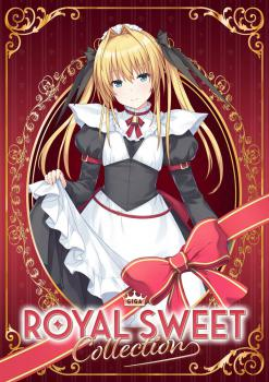 GIGA Royal Sweet Collection. Box Front. Click to zoom.