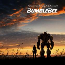 Bumblebee Original Motion Picture Score. Передняя обложка. Click to zoom.