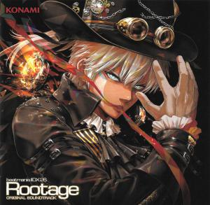 beatmania IIDX 26 Rootage ORIGINAL SOUNDTRACK 20th Anniversary Edition. Booklet 1 Front. Click to zoom.