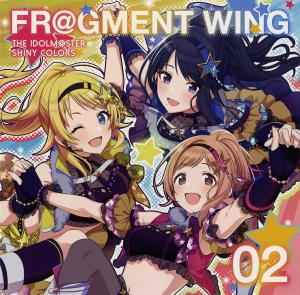 THE IDOLM@STER SHINY COLORS FL@GMENT WING 02, The. Front. Click to zoom.