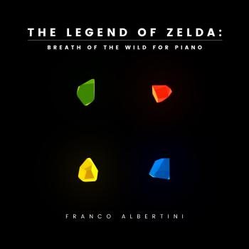 Legend of Zelda: Breath of the Wild for Piano, The. Front. Click to zoom.