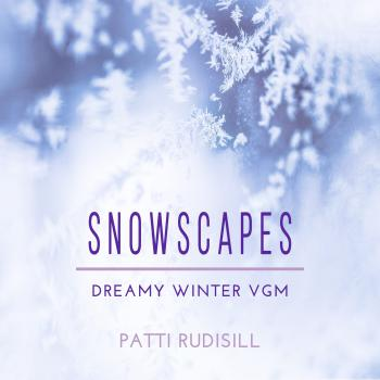 Snowscapes: Dreamy Winter VGM. Front. Click to zoom.