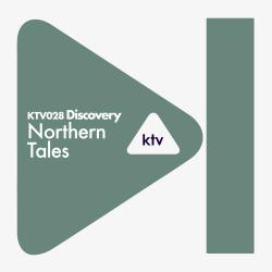 KTV028 Discovery - Northern Tales - EP. Передняя обложка. Click to zoom.