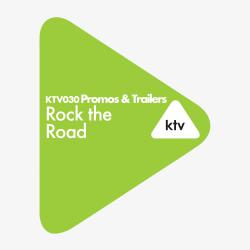 KTV030 Promos & Trailers - Rock the Road. Передняя обложка. Click to zoom.