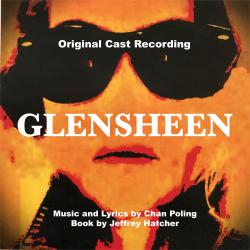 Glensheen Original Cast Recording. Передняя обложка. Click to zoom.