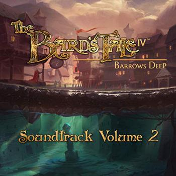 Bard's Tale IV: Barrows Deep Soundtrack Volume 2, The. Front (small). Click to zoom.