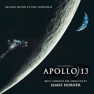 Apollo 13 Original Motion Picture Soundtrack. Лицевая сторона. Click to zoom.