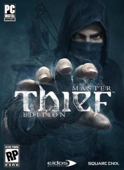 Thief - Master Edition Soundtrack. Лицевая сторона. Click to zoom.