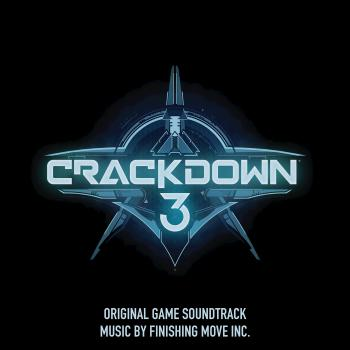 Crackdown 3 Original Game Soundtrack. Front. Click to zoom.