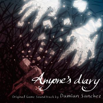 Anyone's Diary Original Game Soundtrack. Front. Click to zoom.