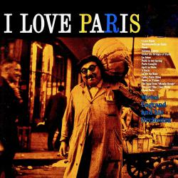 I Love Paris Remastered. Передняя обложка. Click to zoom.