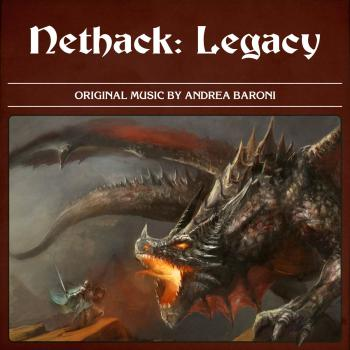 NetHack: Legacy. Front. Click to zoom.