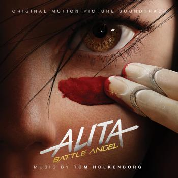 Alita: Battle Angel Original Motion Picture Soundtrack. Front. Click to zoom.