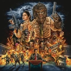 Another Wolfcop Original Motion Picture Soundtrack. Передняя обложка. Click to zoom.