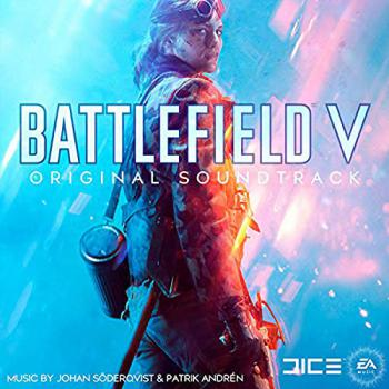 Battlefield V Original Soundtrack. Front. Click to zoom.