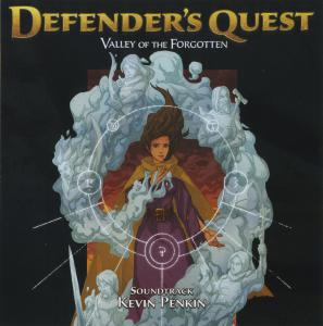 Defender's Quest: Valley of the Forgotten [Limited Edition]. Insert Front. Click to zoom.