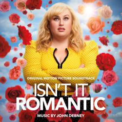 Isn't It Romantic Original Motion Picture Soundtrack. Передняя обложка. Click to zoom.