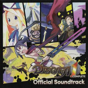 Disgaea 1 Complete Official Soundtrack. Лицевая сторона . Click to zoom.