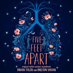 Five Feet Apart Original Motion Picture Soundtrack. Передняя обложка. Click to zoom.