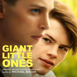 Giant Little Ones Original Motion Picture Soundtrack. Передняя обложка. Click to zoom.