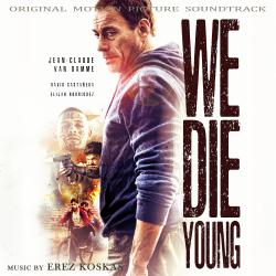 We Die Young Original Motion Picture Soundtrack. Передняя обложка. Click to zoom.