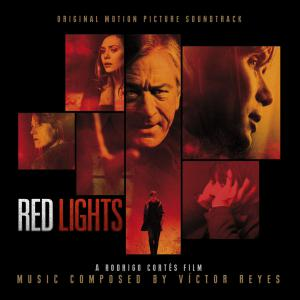 Red Lights Original Motion Picture Soundtrack. Front. Click to zoom.
