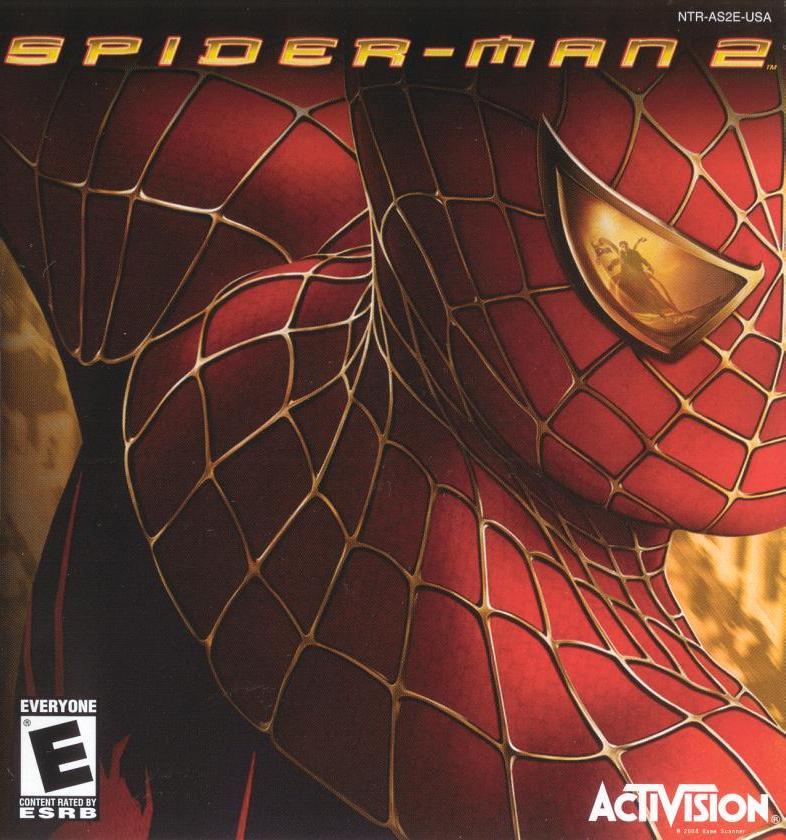 Spider-Man 2 Videogame Soundtrack. Soundtrack from Spider-Man 2 ...