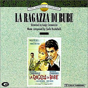 La ragazza di Bube Original Motion Picture Track. Лицевая сторона . Click to zoom.