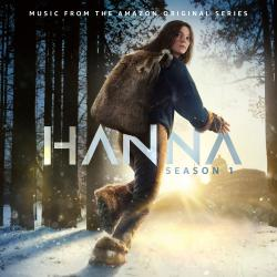 HANNA: Season 1 Music from the Amazon Original Series. Передняя обложка. Click to zoom.