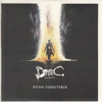 DmC: Devil May Cry: NOISIA SOUNDTRACK. Front. Click to zoom.