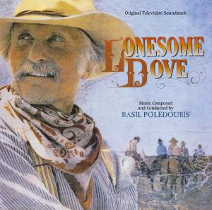 Lonesome Dove Original Television Soundtrack. Лицевая сторона. Click to zoom.