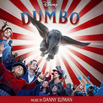 Dumbo Original Motion Picture Soundtrack. Front. Click to zoom.