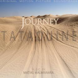 Journey to Tataouine Original Motion Picture Soundtrack. Передняя обложка. Click to zoom.