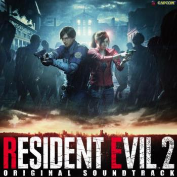 RESIDENT EVIL 2 ORIGINAL SOUNDTRACK. Front. Click to zoom.
