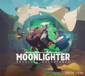 Moonlighter Original Soundtrack. Digipack Front. Click to zoom.