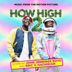 How High 2 Music From the Motion Picture - EP. Передняя обложка. Click to zoom.