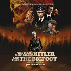 Man Who Killed Hitler and Then the Bigfoot Original Motion Picture Soundtrack, The. Передняя обложка. Click to zoom.