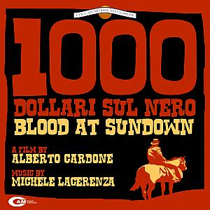 1000 dollari sul nero Original Motion Picture Track. Лицевая сторона . Click to zoom.