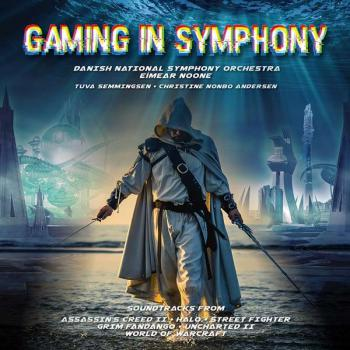 Gaming In Symphony. Front. Click to zoom.