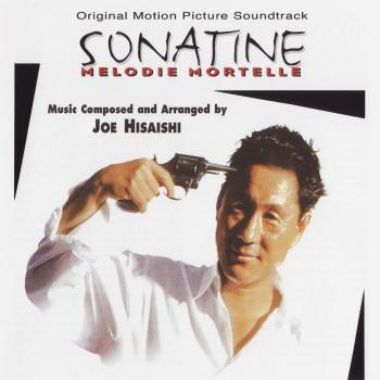 Sonatine: Melodie Mortelle Original Motion Picture Soundtrack. Front. Click to zoom.