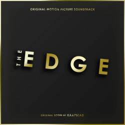 Edge Original Motion Picture Soundtrack, The. Передняя обложка. Click to zoom.