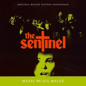 Sentinel Original Motion Picture Soundtrack, The. Лицевая сторона. Click to zoom.