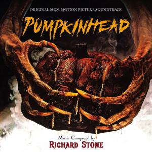 Pumpkinhead Original MGM Motion Picture Soundtrack. Лицевая сторона. Click to zoom.