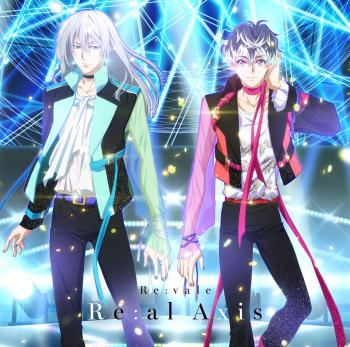 Re:al Axis / Re:vale. Front. Click to zoom.
