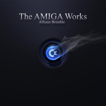 Amiga Works, The. Front. Click to zoom.