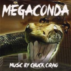 Megaconda Original Motion Picture Soundtrack - EP. Передняя обложка. Click to zoom.
