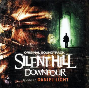 Silent Hill Downpour Original Soundtrack. Front. Click to zoom.