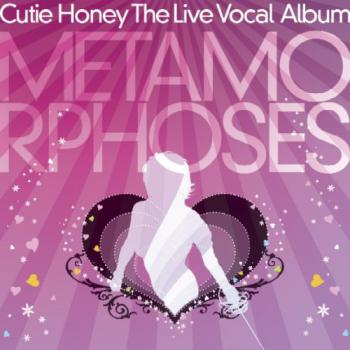 Cutie Honey The Live Vocal Album: METAMORPHOSES. Front. Click to zoom.