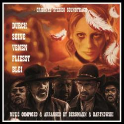 Durch Seine Venen Fliesst Blei-Bullet Vain Original Motion Picture Soundtrack. Передняя обложка. Click to zoom.